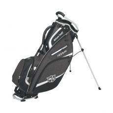 Nexus Stand Bag III Black/Silver