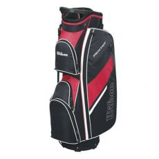 Pro Staff Trolley Bag Black/Red
