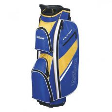 Pro Staff Trolley Bag Blue/Yellow