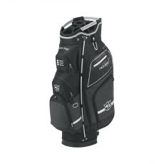 Nexus Cart Bag III Black/Silver