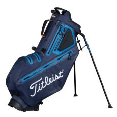 Players 5 StaDry Stand Bag Navy/Blue