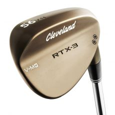 RTX 3 Wedge Raw