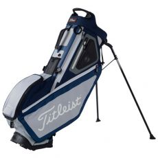 Players 5 Stand Bag Navy/Grey