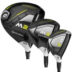 M2 Driver Fairway and Rescue Bundle