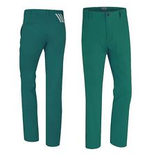 3 Stripe Tapered Pant Green/Grey