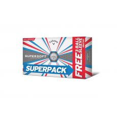 Supersoft 15 Ball SuperPack 2018