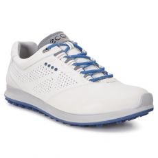 Mens Biom Hybrid 2 Golf Shoes White/Bermuda Blue