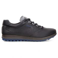 Mens Biom Hybrid 2 Golf Shoes Black/Bermuda Blue