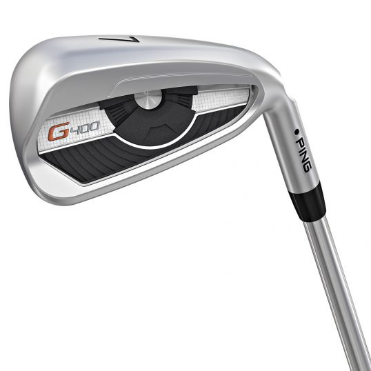 G400 Irons Steel Shafts