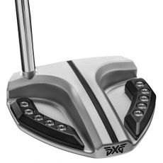 Gunboat H Putter Chrome