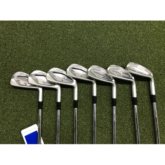 031a9ee4004a JPX 900 Forged Irons Steel Shafts Right Regular Project X LZ 5.5 4-PW (