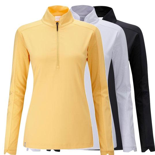 6c9aea5f838e72 Ping Melrose Ladies Golf Top