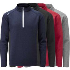 Kelvin Half Zip Golf Top