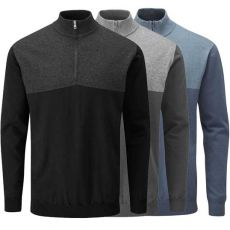 Knight Golf Sweater