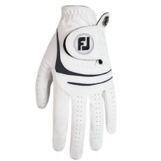Weather Sof Ladies Glove White