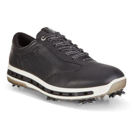 21dae1f6072 Men s Golf Cool Golf Shoes Black Black GoreTex