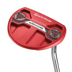 TP Red Collection Ardmore Putter SuperStroke Grip