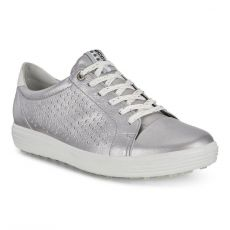 Womens Casual Hybrid Golf Shoes Alusilver