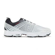 Hyperflex II Mens Golf Shoes White/Black