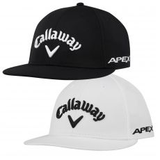 Tour Flat Bill Adjustable Cap