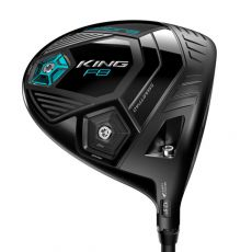 King F8 Ladies Driver Black