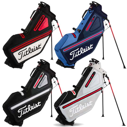 8e04b0e3f2 Titleist Players 4 StaDry Stand Bag   Stand Bags at JamGolf