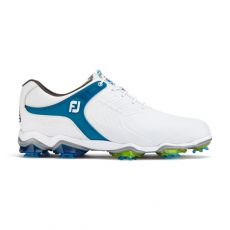 Tour S Mens Golf Shoes White/Blue