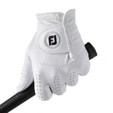 Cabrettra Sof Ladies Glove White