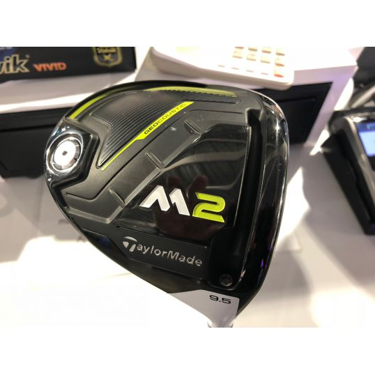 Used M2 Driver >> Taylormade M2 Driver 2017 Right Stiff Project X Hzrdus