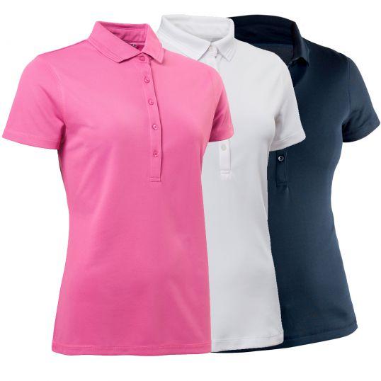 Abacus Clark Ladies Polo Shirt  a1c4565540ae