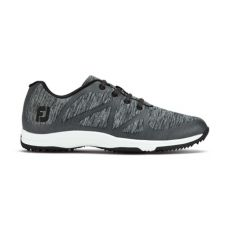 FJ Leisure Ladies Golf Shoes Charcoal