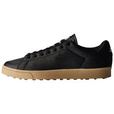 Adicross Classic Golf Shoes - Black/Gum