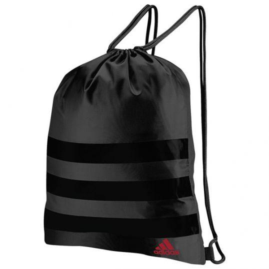 64fa9d19bcdd Adidas 3 Stripe Tote Bag Dark Grey Heather Travel Bags At Jamgolf
