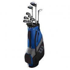 1200 TPX Mens Complete Golf Set Graphite/Steel