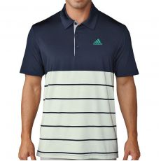 Ultimate 365 Heather Block Polo