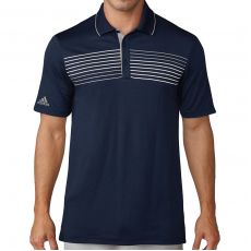 Texture Tipped Polo