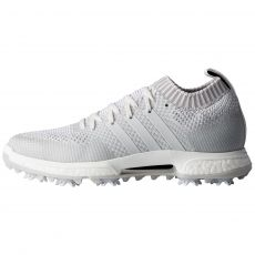 Tour360 Knit Golf Shoes - White/Grey/Grey