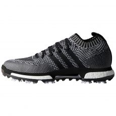 Tour360 Knit Golf Shoes - Black/Grey/White