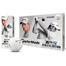 TP5 Star Power Rose Edition Golf Balls