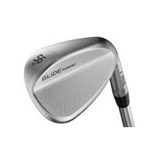 Glide Forged Wedges Steel Shaft