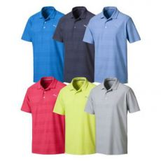 Pounce Aston Junior Polo Shirt