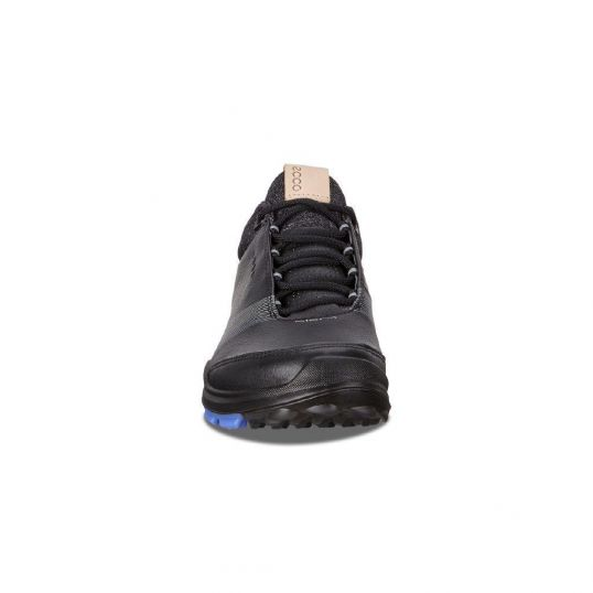 Biom Hybrid 3 GoreTex Ladies Golf Shoes Black Racer