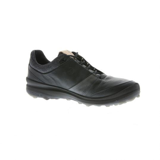 44b001669a Ecco Biom Hybrid 3 GoreTex Ladies Golf Shoes Black Racer