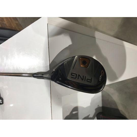 G400 Hybrid Right Stiff Alta Cb70 5 26 Degree Custom 8536