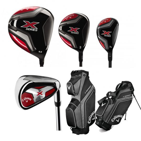 X Series 2019 Mens Golf Set