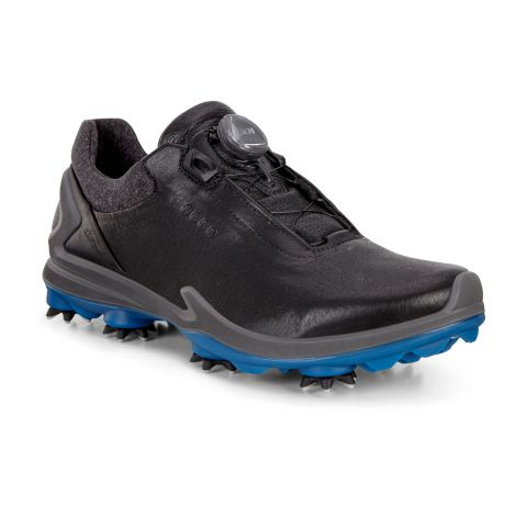 32c848e6e8ca Biom G3 BOA Roadmaster Yak Mens Golf Shoes Black