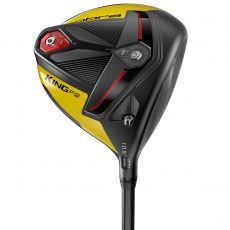 King F9 Speedback Driver Black/Yellow