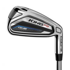 King F9 Speedback One Length Steel Irons