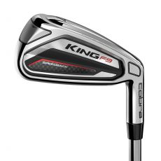 King F9 Speedback Steel Irons