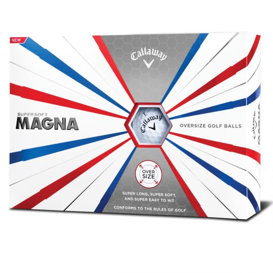 Supersoft Magna Golf Balls